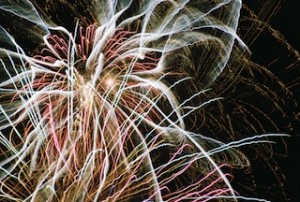 fireworks 300x202 Canadian Real Estate Carnaval   First Edition