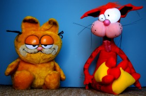 garfield vs bill the cat 152365 300x199 Would You Rent To An Embassy?
