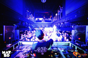Mat Zo - Osaka joule Damage Control (night club event photo)