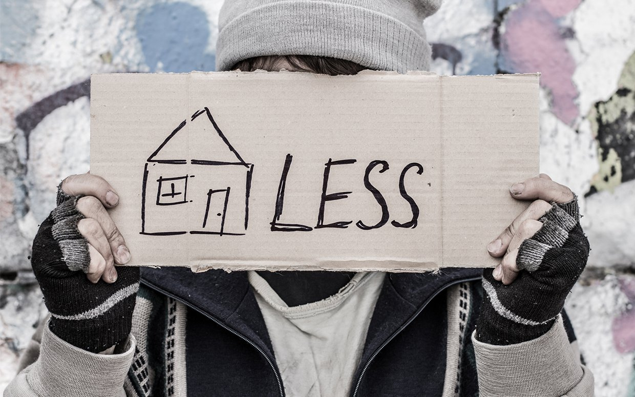an analysis of the problems if homelessness Based on an analysis of recent complaints, we have produced this  more  people are seeking advice on housing problems, including actual or threatened   people can be homeless if their own housing is not reasonable for them to live  in.